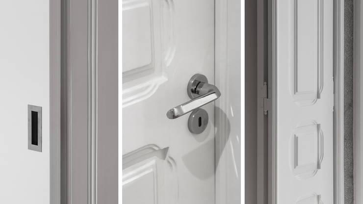 Detalhes | Design Details: Janelas e portas minimalistas por FMO ARCHITECTURE