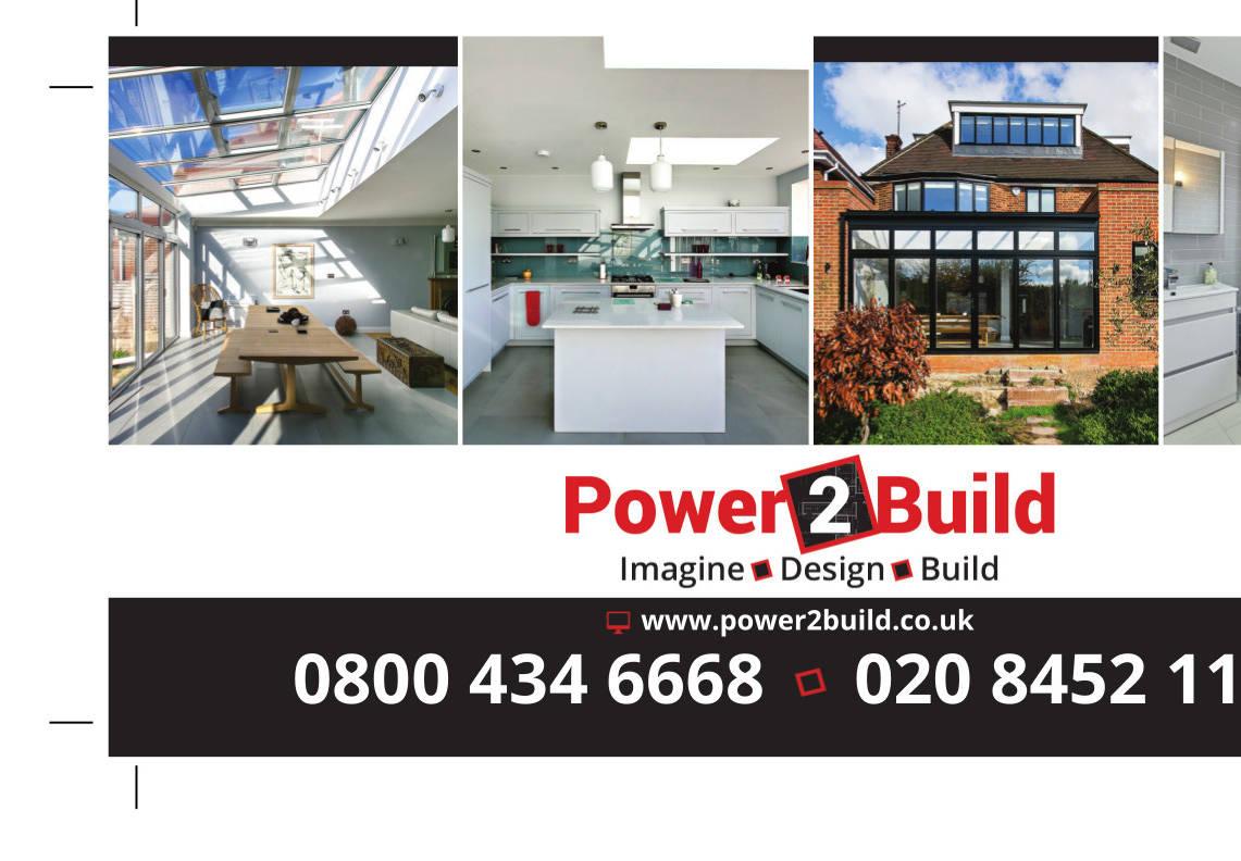 POWER 2 BUILD LTD