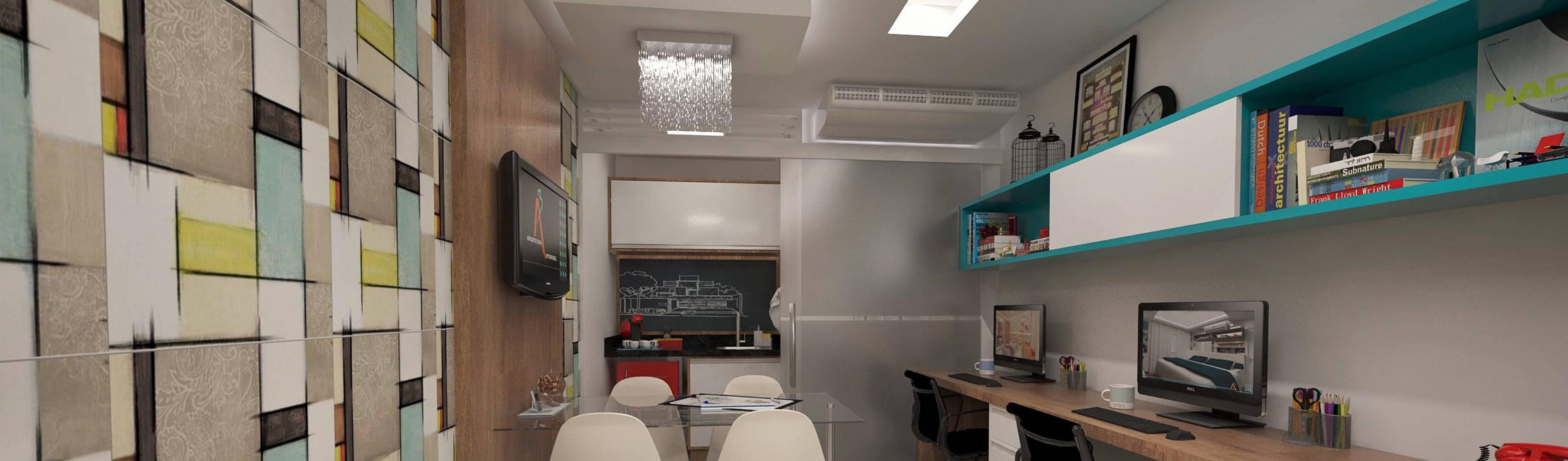 Ao Cubo Arquitetura e Interiores