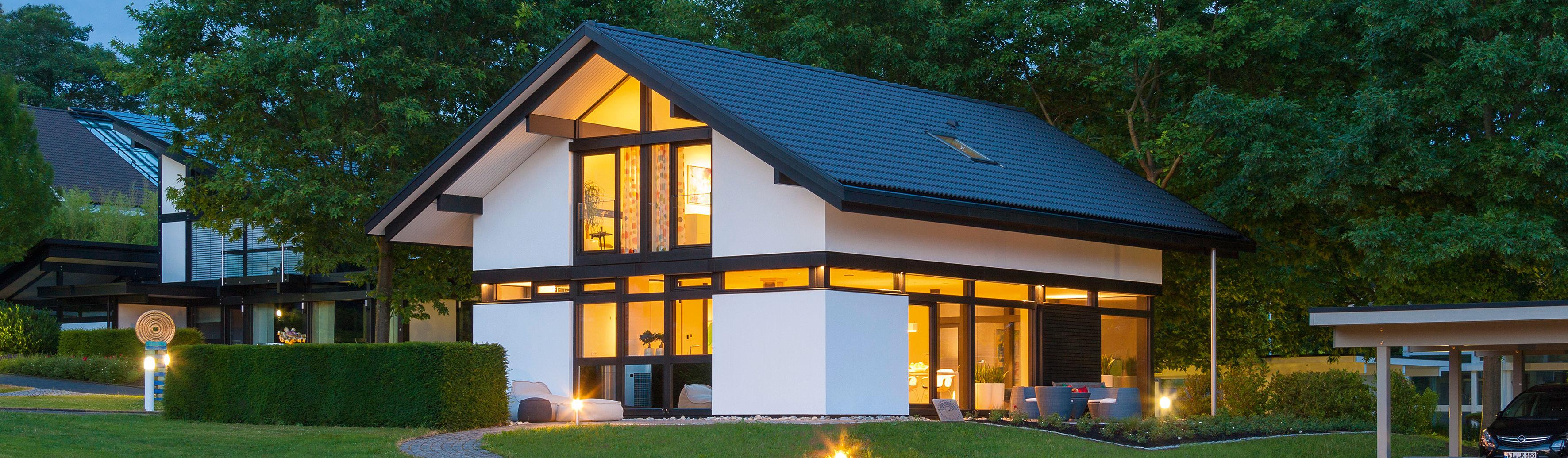 huf haus gmbh u co kg home builders in hartenfels homify. Black Bedroom Furniture Sets. Home Design Ideas