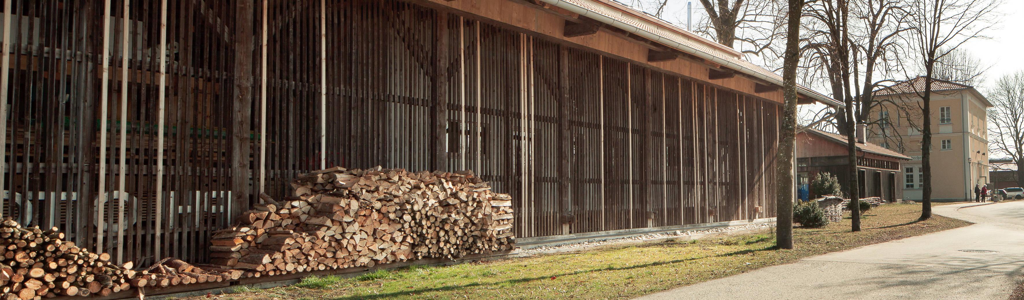 Wohnen Und Arbeiten In Der Torfremise Schechen Von Ziegert Roswag
