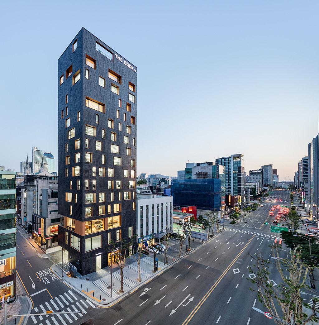 Chang A facade