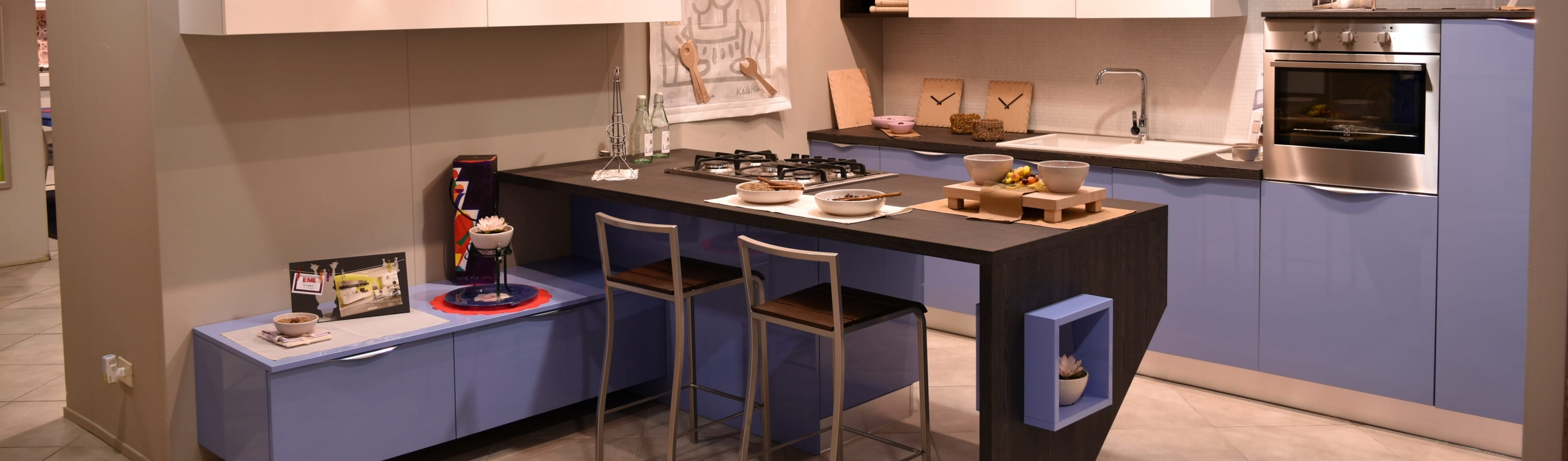 Cucina BERLONI mod. B50 Gola Cava di EML SRL | homify