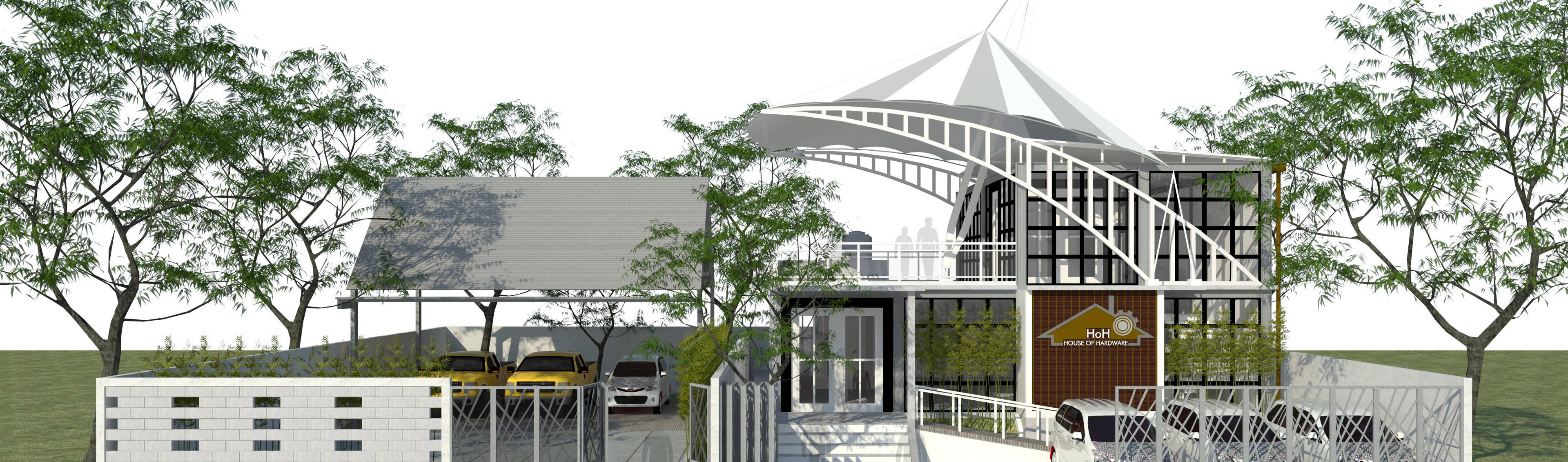 Atap Rumah Studio