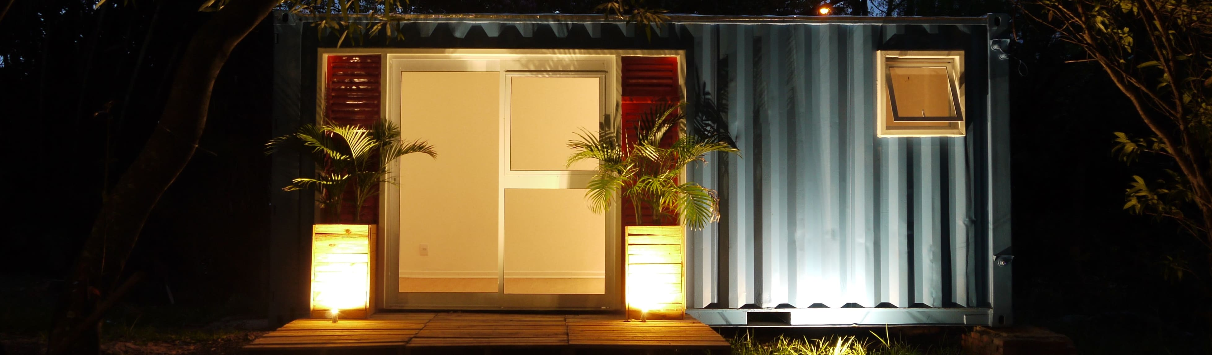 Casa Container Marilia—Arquitetura em Container