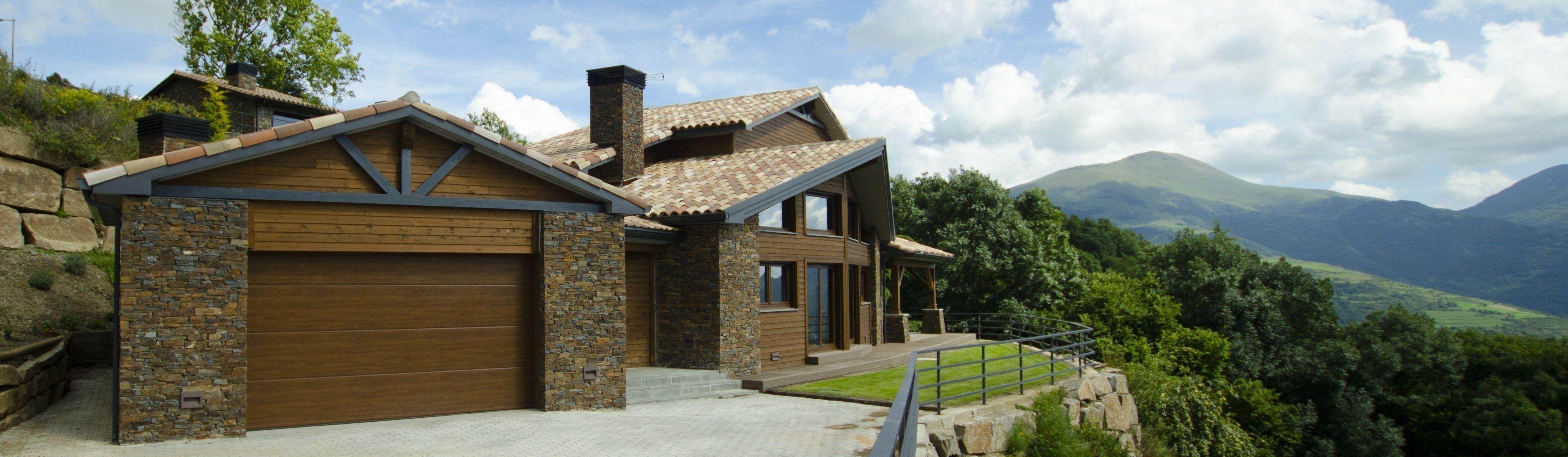 Casa r stica en el pirineo catal n de canexel homify - Casas rurales en el pirineo catalan ...