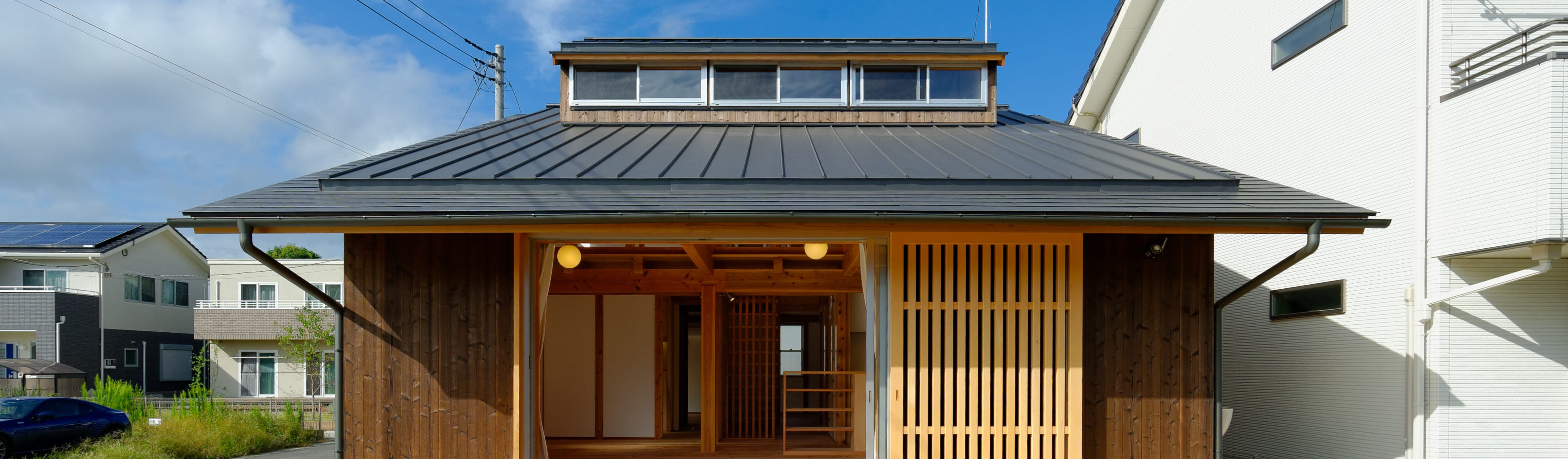 高野三上アーキテクツ一級建築設計事務所  TM Architects
