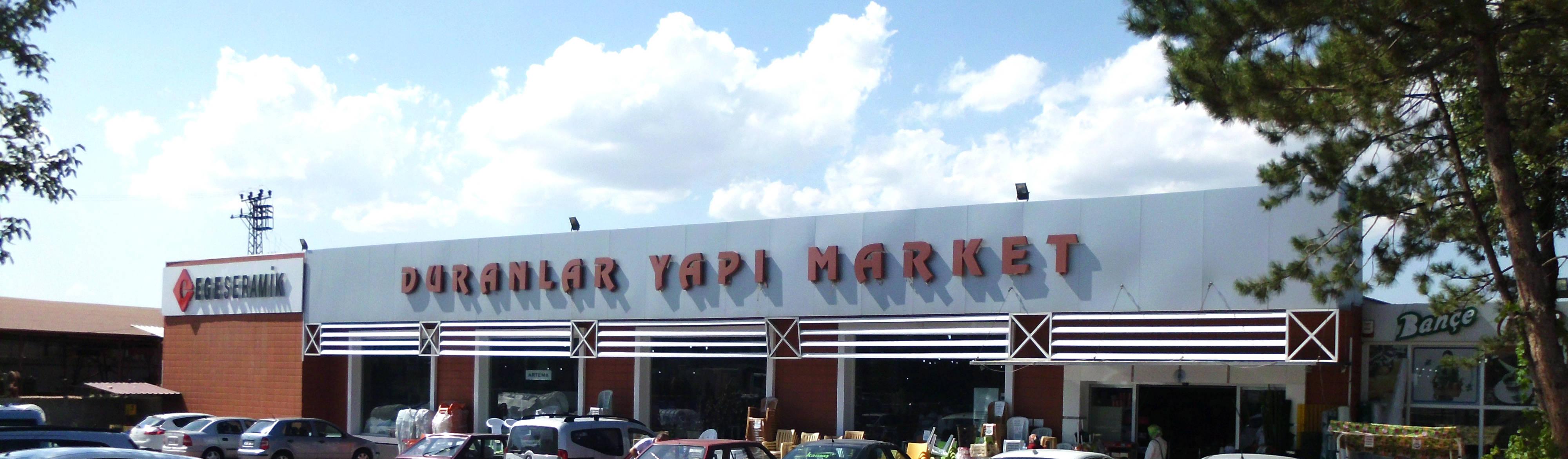 Duranlar Yapı Market ve AVM