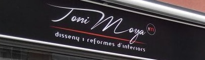 Toni Moya Disseny i reformes d´interios