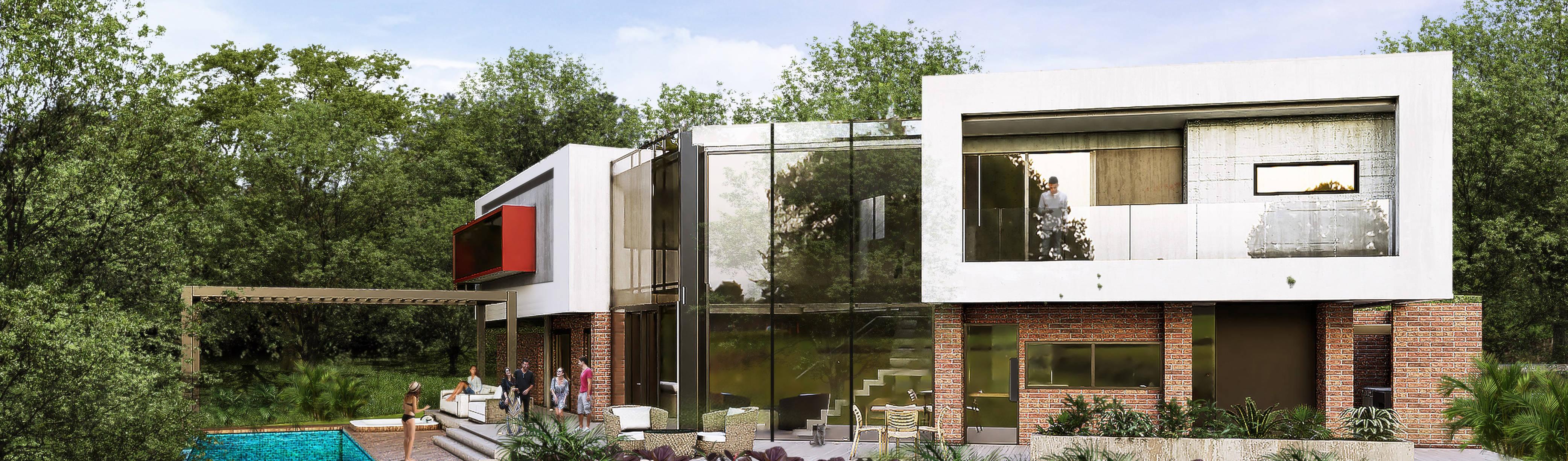 Mir Estudio—Arquitectura y Visualización 3D