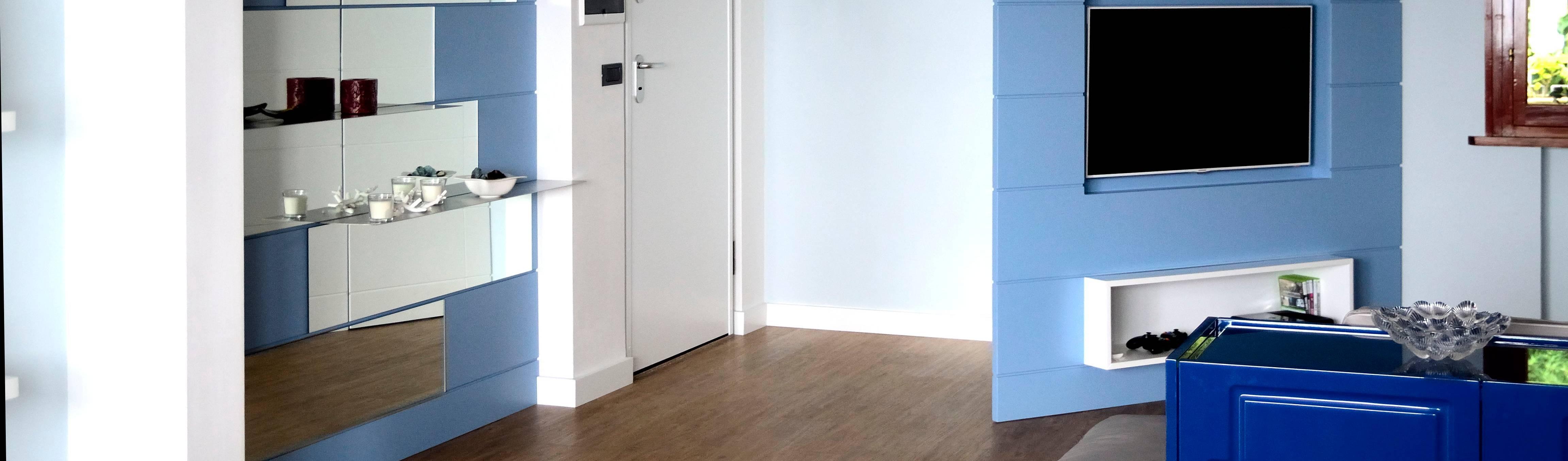 soggiorno moderno laccato di arredamenti ancona s r l