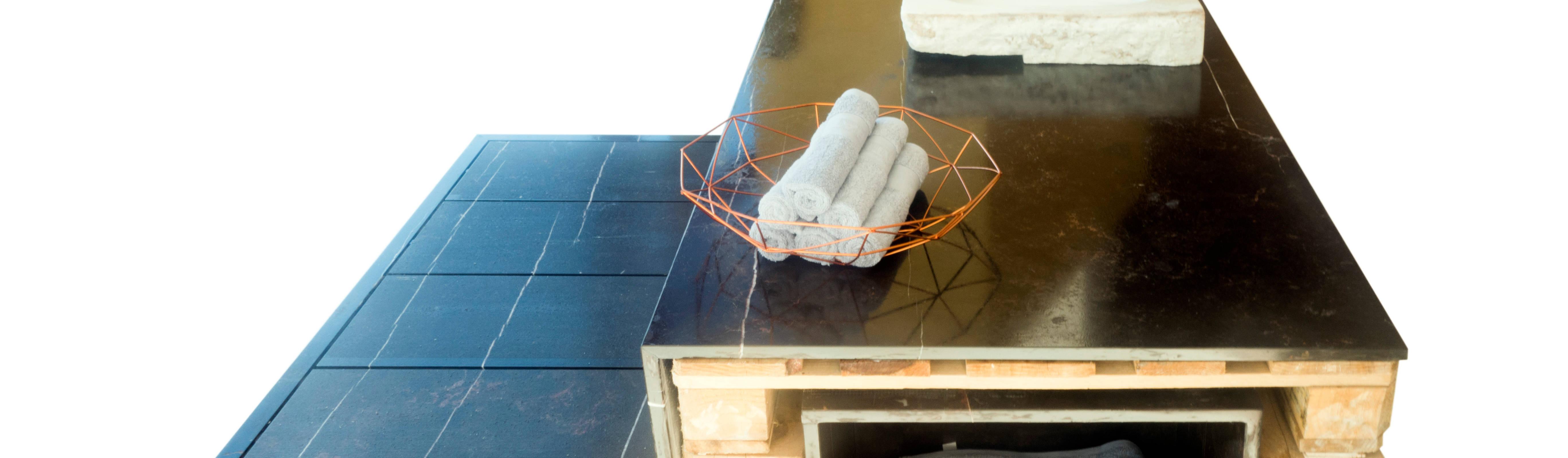 Marbres i pedra artificial Coll