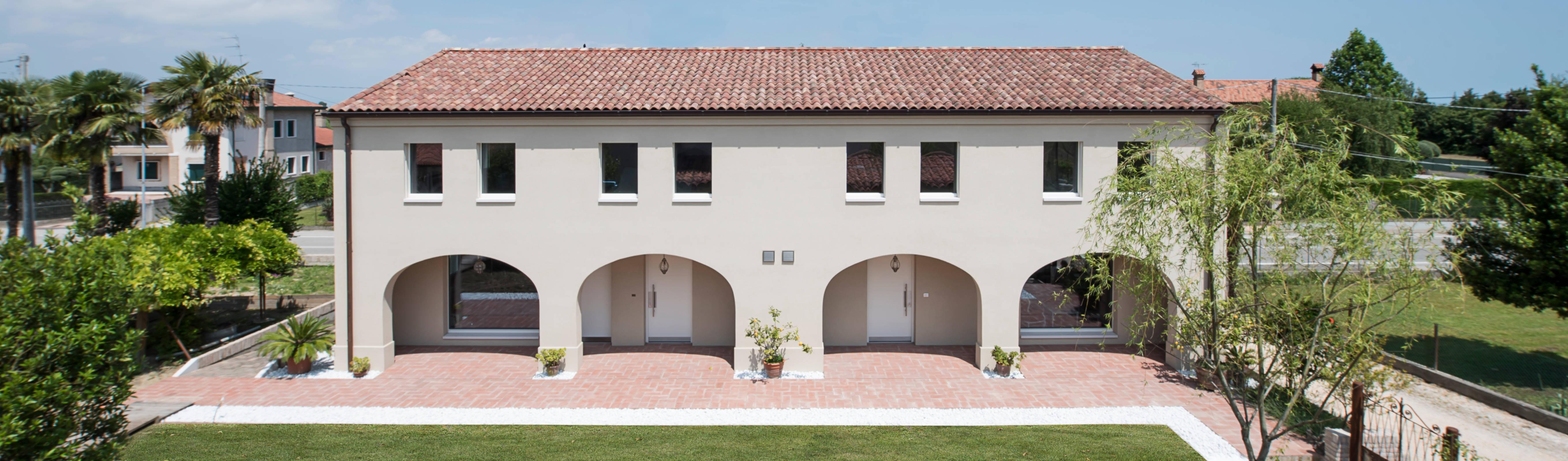 """Come Chiudere Una Loggia la loggia"""" di villa zileri, una ristrutturazione prestigiosa"""