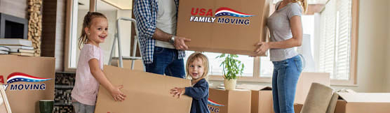 USA Family Moving & Storage