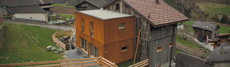 Atelier d'architecture Lorianne Maret