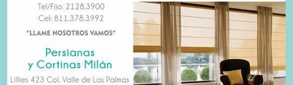 persianas y cortinas milan