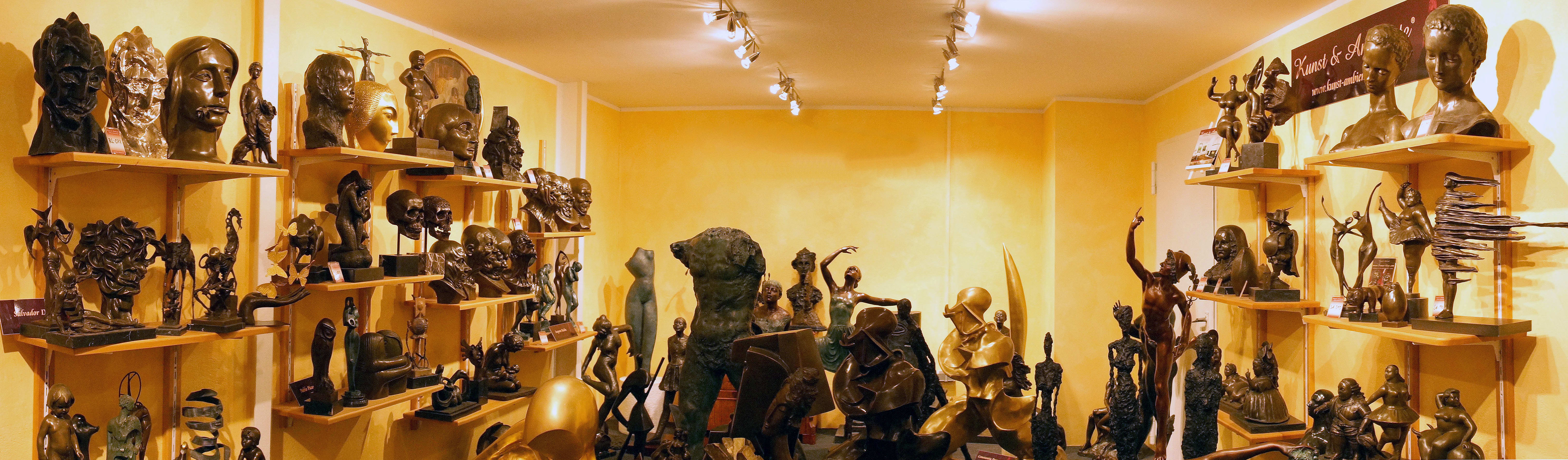 Art Bronze Sculptures