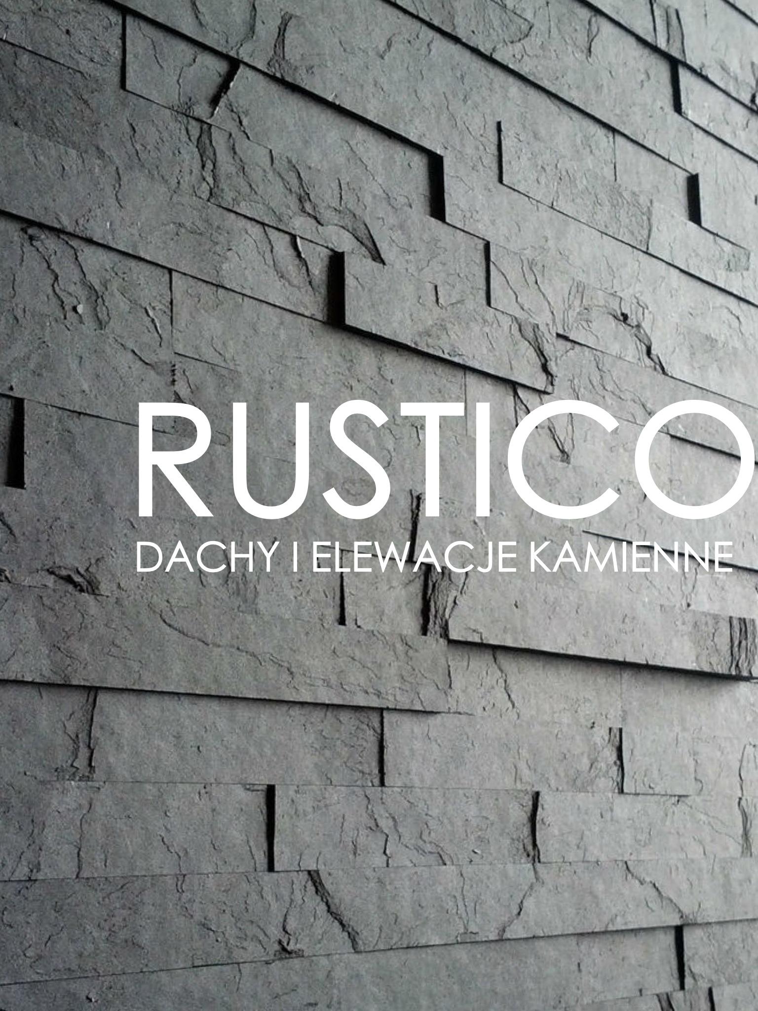 RUSTICO ŁUPEK DACHOWY