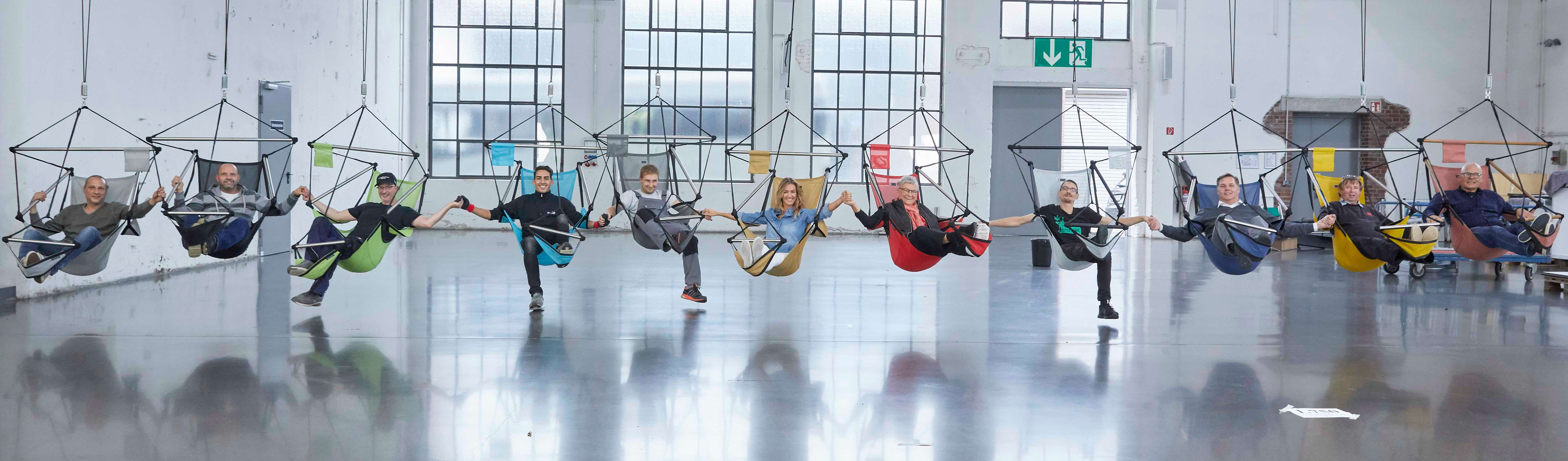 Pimiento OHG – Crazy Chair