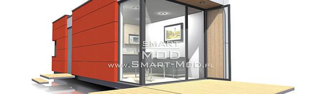Smart Mod Domy modułowe