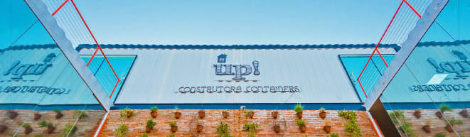 Construtora Up! Containers