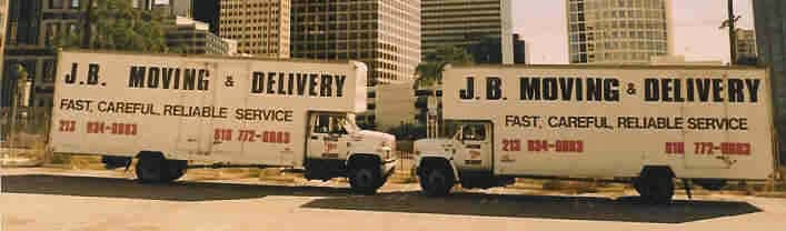 JB Movers Los Angeles