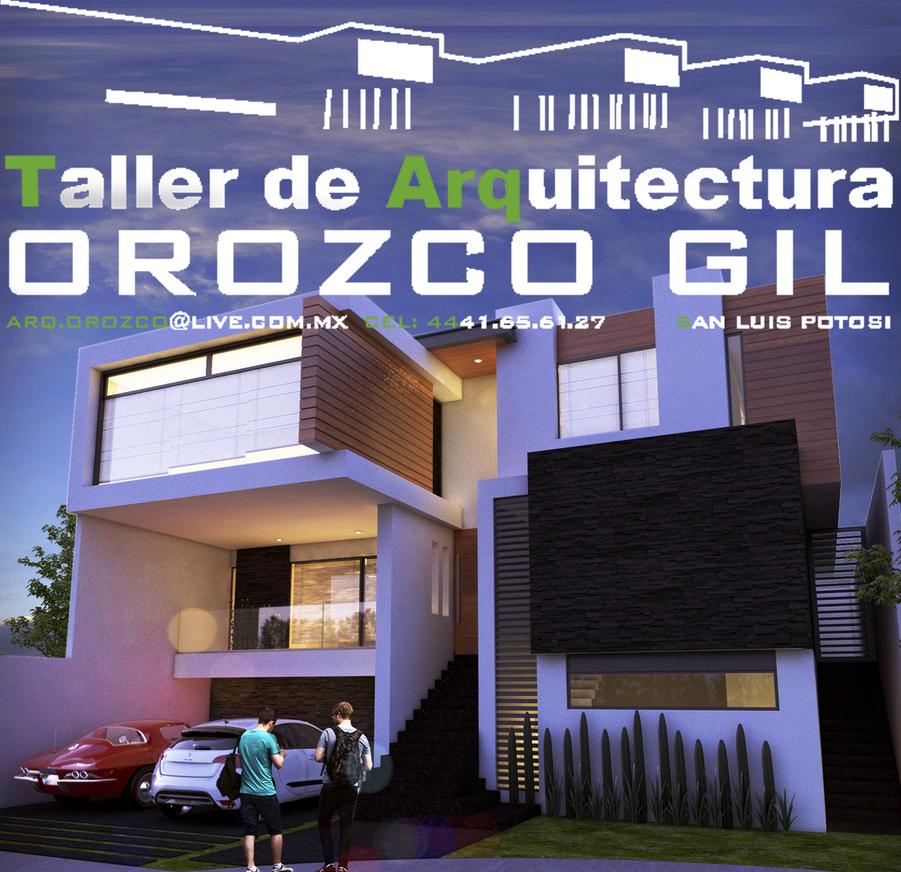 OROZCO GIL TALLER DE ARQUITECTURA
