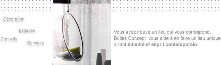 Bulles Concept – Visualisation & Personnalisation de votre intérieur