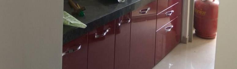 Brymo's Classic Modular Kitchen