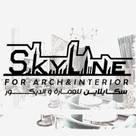 Skyline for arch.&interior