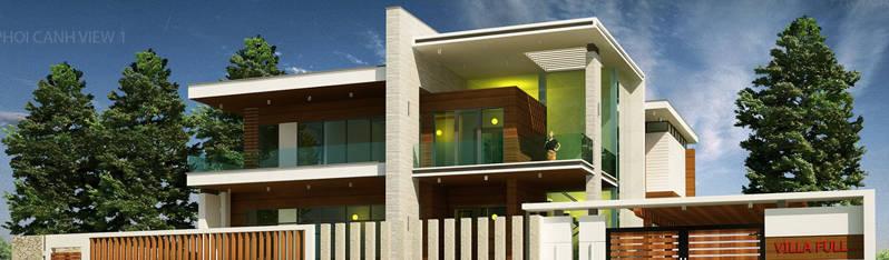 công ty cổ phần Thiết kế Kiến trúc Việt Xanh