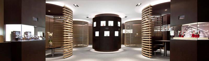 Olivier De Cubber – Architecture d'intérieur, design & décoration