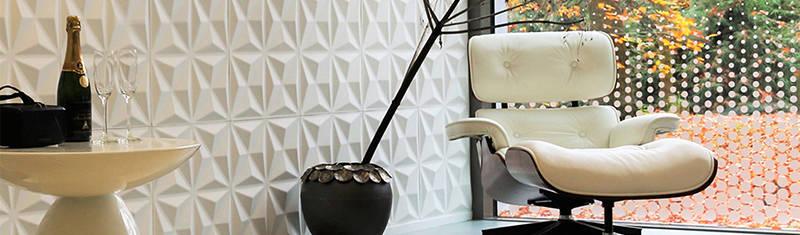 3D Wall Panels in Gyu Kaku Restaurant Vietnam! von WallArt ...