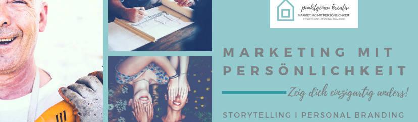Punktgenau Kreativ – Marketing mit Persönlichkeit