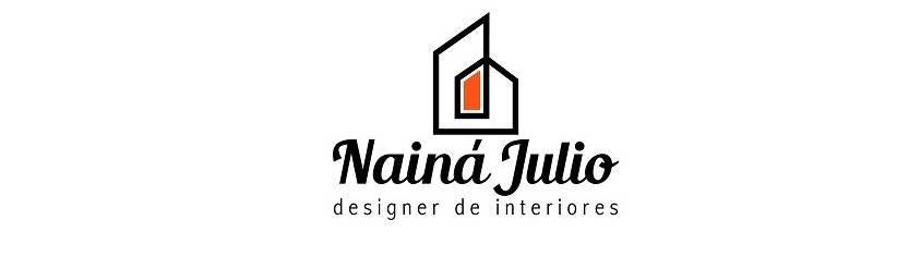 Nainá Julio  – Designer de Interiores
