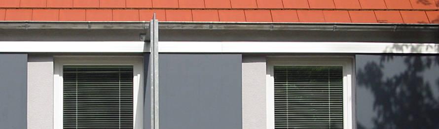 Matthias Bruder, Architekt