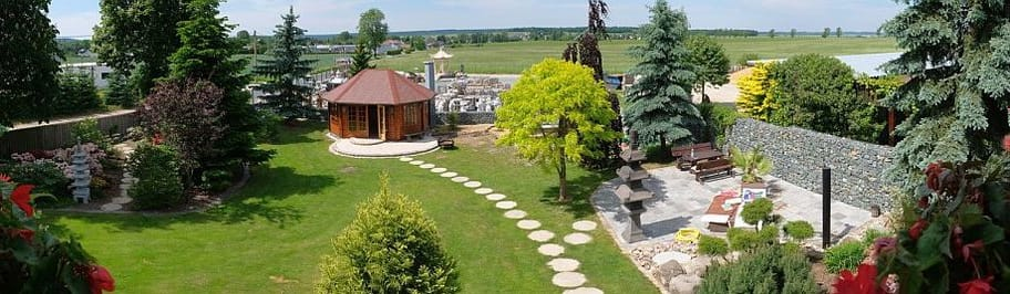Garten-Steinkunst
