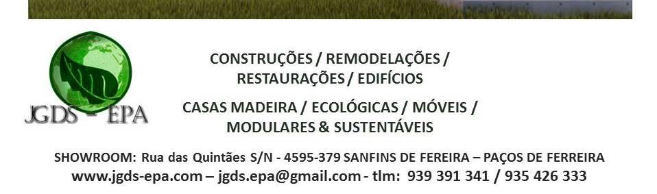 JGDS-EPA – CASAS MODULARES