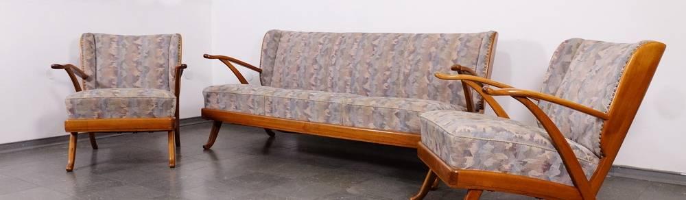 hochlehner kirschbaum sessel easychair wk m bel 50er. Black Bedroom Furniture Sets. Home Design Ideas