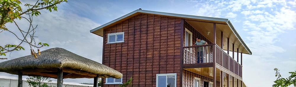 鄉村東和鋼構木屋