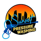 sunset pressure washing
