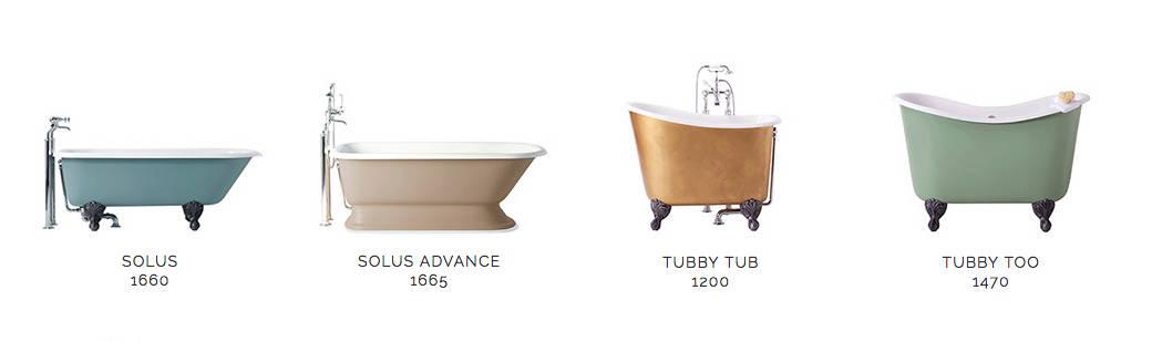 Albion Bath Company NL