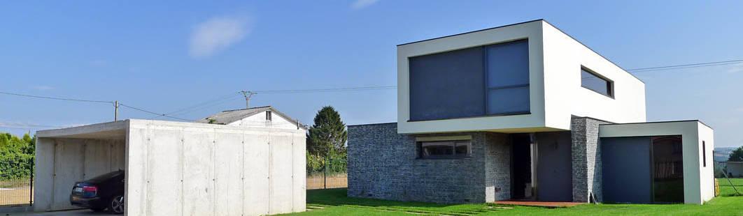 AD+ arquitectura