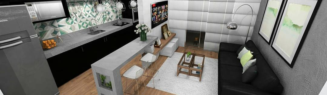 Rafaela Stedile Arquitetura + Interiores