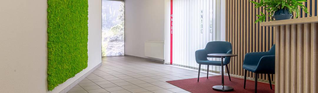 Interiordesign—Susane Schreiber-Beckmann gestaltet Räume.