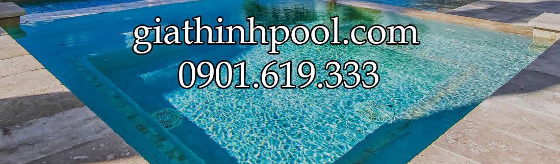 Gia Thịnh Pool—Giải Pháp Tốt Nhất Cho Hồ Bơi & Spa