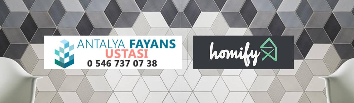 Antalya Fayans Ustası – 0 546 737 07 38