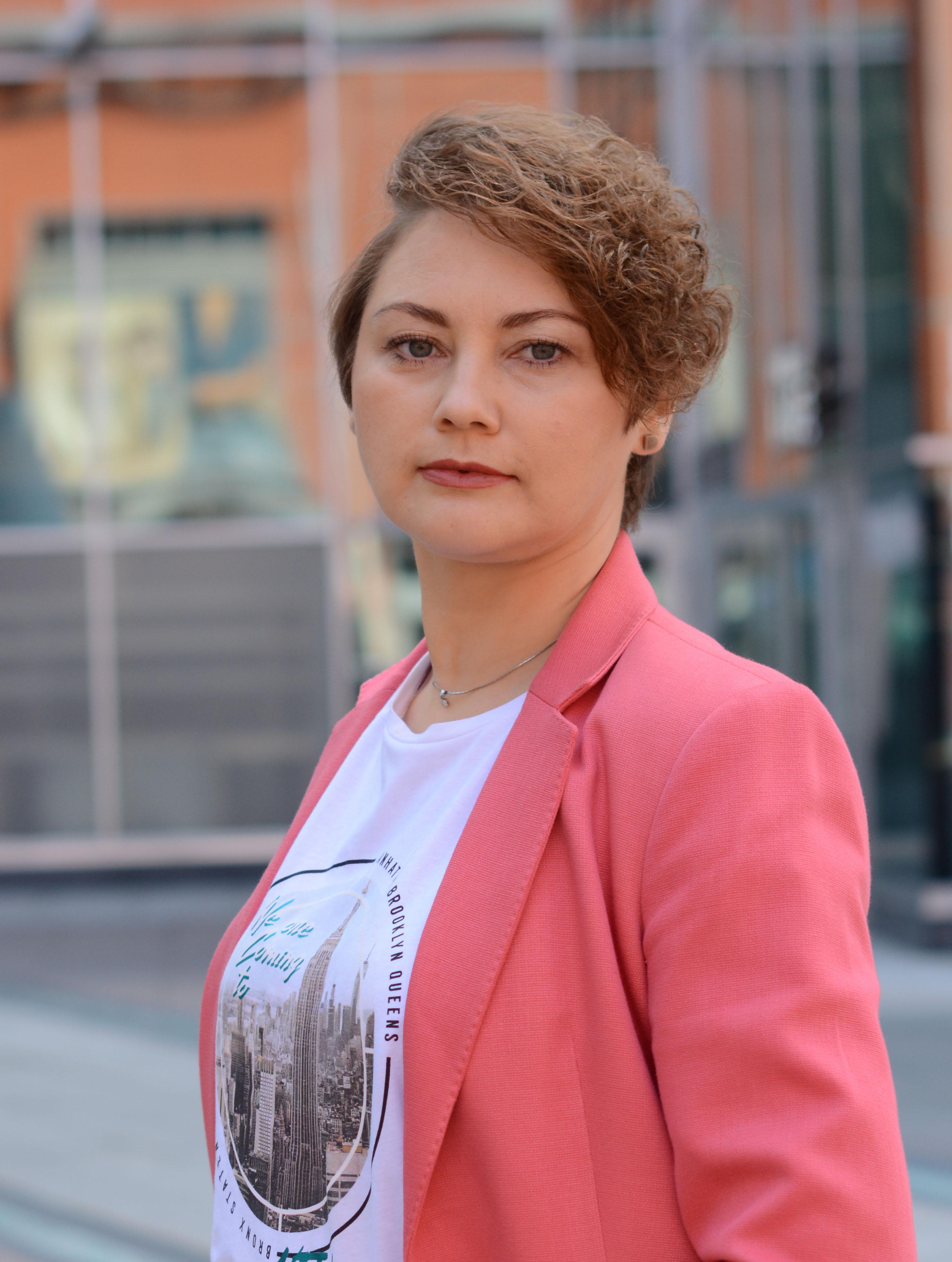 Ольга Райская