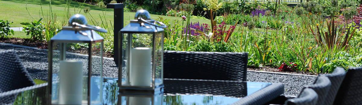 Lush Garden Design