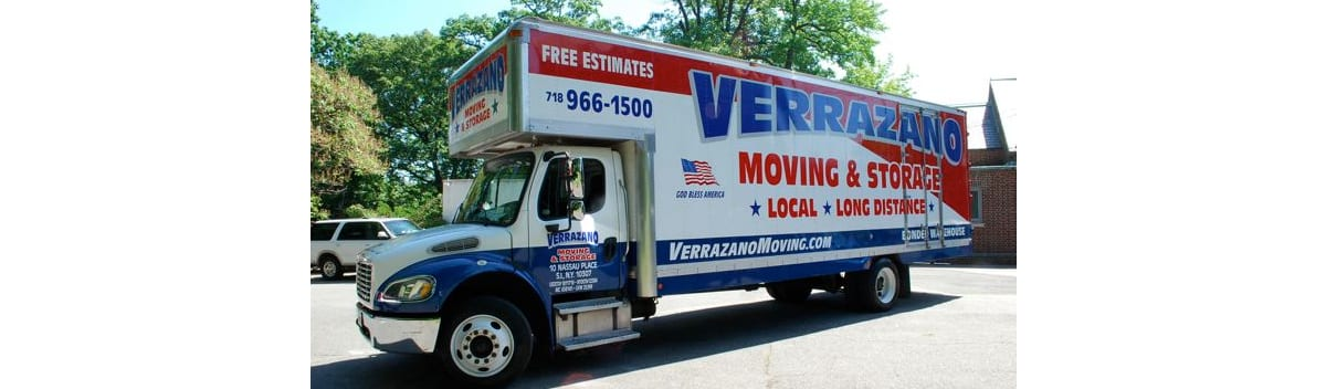 Verrazano Moving and Storage Staten Island